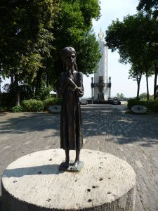 Pamätník obetiam hladomoru
