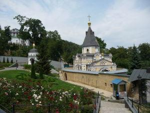 Okolie kláštora