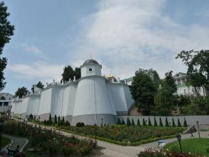 Opevnenie kláštora