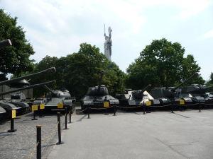 Vojenské múzeum a Matka vlasť