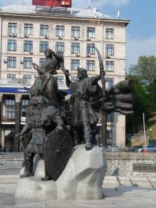 Mýtickí zakladatelia Ukrajiny