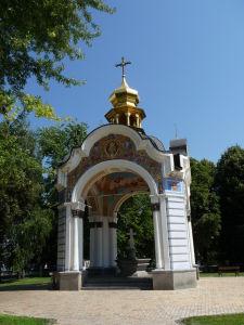 Kláštor sv. Michala - Altánok