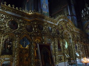 Kláštor sv. Michala - Katedrála