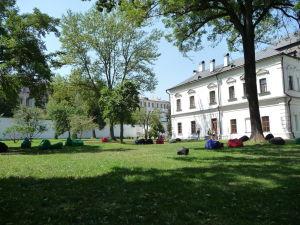 Park pri Katedrále sv. Sofie