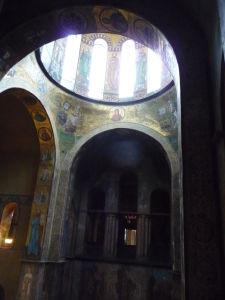 Jediná fotka, čo sa mi podarila odfotiť vo vnútri katedrály