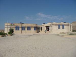 Interaktívne múzeum v Gobustane