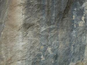Národný park Gobustan - Petroglyfy znázorňujúce domáce zvieratá