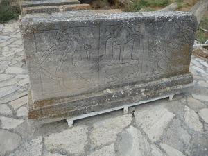 Národný park Gobustan - Novšie kamenné pozostatky (stredovek a starovek)