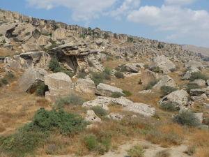Národný park Gobustan - Miesto s prehistorickými petroglyfmi