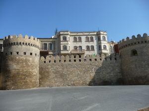Hradby starého mesta Baku