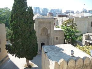 Výhľad z paláca