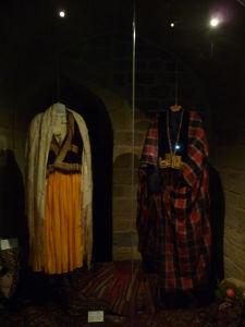 Typické azerbajdžanské oblečenie