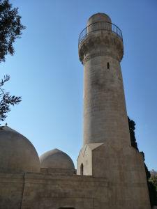 Minaret kráľovskej mešity