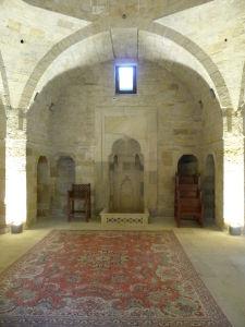 Kráľovská mešita zvnútra