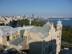 Moderná tvár Baku