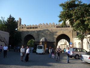 Hlavná vstupná brána do starého mesta