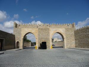 Vstupná brána k areálu