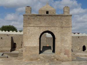 Chrám Atashgah s ohňom