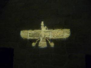 Farvahar - Symbol zoroastrizmu