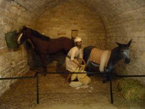 Jedna z múzejných expozícií zobrazujúca život v okolí