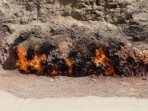 Yanar Dag - Viac ako tisíc rokov nepretržice horiaci oheň