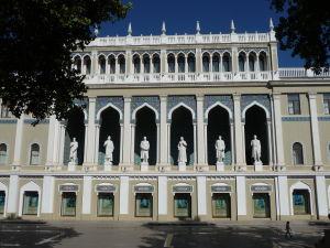 Múzeum azerbajdžanskej literatúry