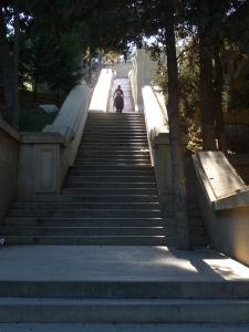 ... a schody