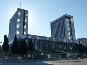 Azerbajdžanský parlament