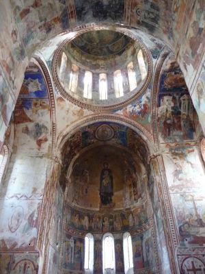 Fresky v Kostole Panny Márie