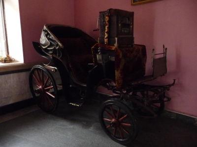 Historické múzeum v Kutaisi - Jeden z tých zaujímavejších exponátov
