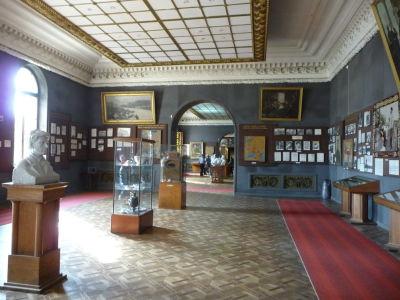 Vnútro Stalinovho múzea