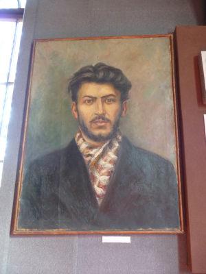 Mladý Džugašvili