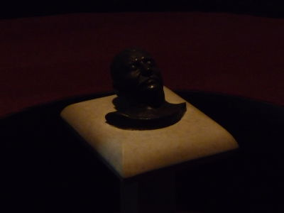 Posmrtná Stalinova maska