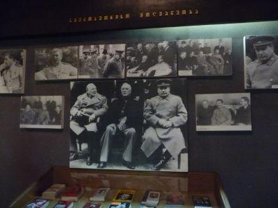 Fotografia Jaltskej konferencie... Fotografie z podpisu paktu o neútočení bohužiaľ nie sú...
