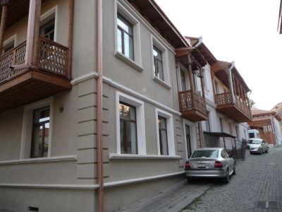 Uličky starého mesta Gori