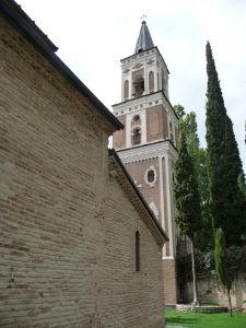 Kláštor Bodbe - Zvonica