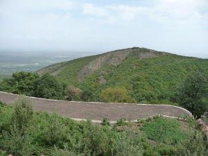 Kacheti - Hory
