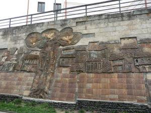 Signagi - Pamätník padlým vo vojne
