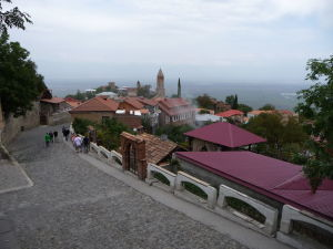 "Signagi - mesto lásky a ""malé Taliansko"""