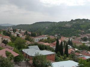Signagi - mesto lásky