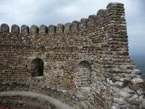 Signagi - mesto lásky - Staré opevnenie