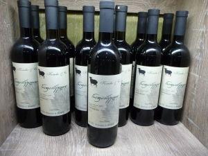 Vináreň Kindžamarauli - Obchod s miestnou produkciou