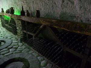 Vináreň Kindžamarauli - Tradičná výroba a skladovanie vína - Dnes už len ako múzeum