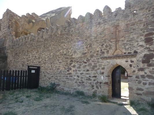 Opevnenie kláštora Davida Garedžu v Gruzínsku