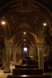 Krypta katedrály
