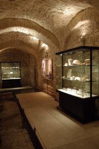 Podzemná expozícia pod katedrálou