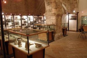 Artefakty nájdené v útrobách hradu