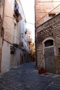 Uličky starého mesta
