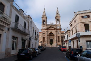 Bazilika z ulice Corso Vittorio Emanuele