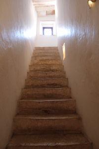 Schodisko na druhé poschodie